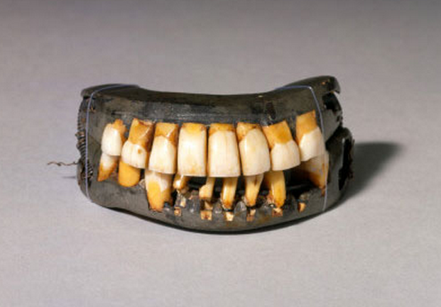 Episode 13: Dollop: Colonial Teeth