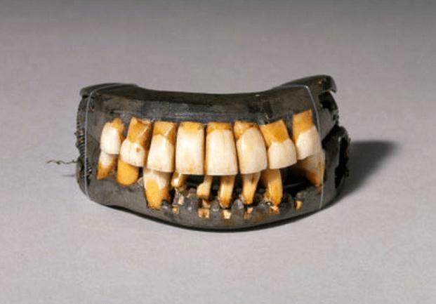 Episode 13: Dollop: Colonial Teeth