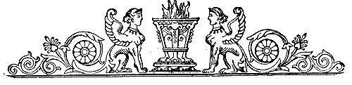 Sphinx scroll