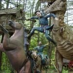 Dinos in the Civil War