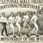 Pedestrianism