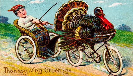 Happy Thanksgiving, from Tisquantum and The Dollop