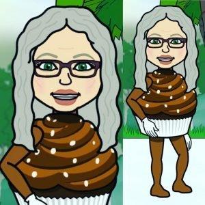 podcast plans: cupcake costume