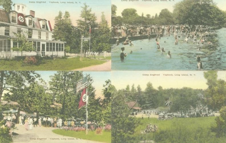 Episode 233: Dollop: American Summer Hitler Camps!