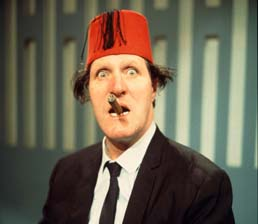 Episode 246: Reverse Dollop: British Comedian Tommy Cooper