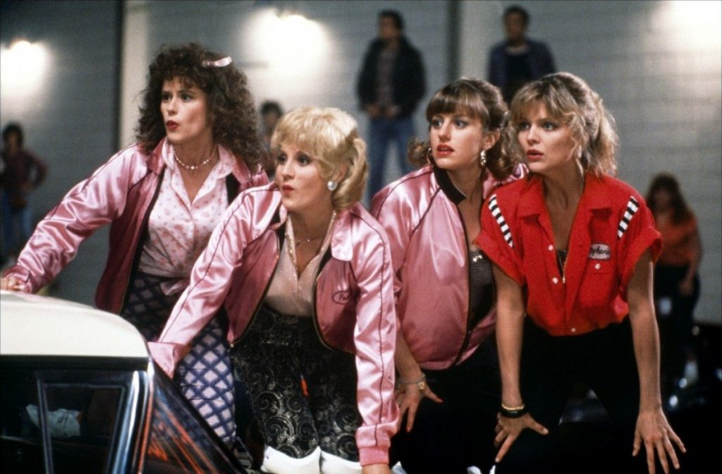 Grease 2: The Pink Ladies (minus Frenchie)