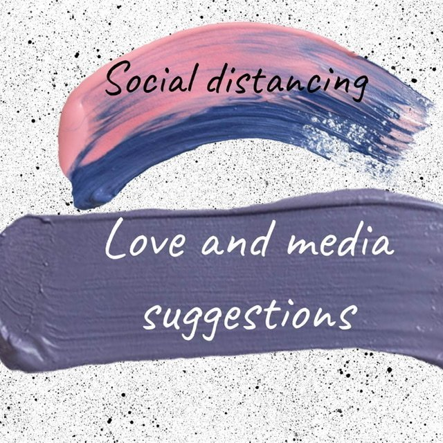 Social Distancing Self-Care: Links