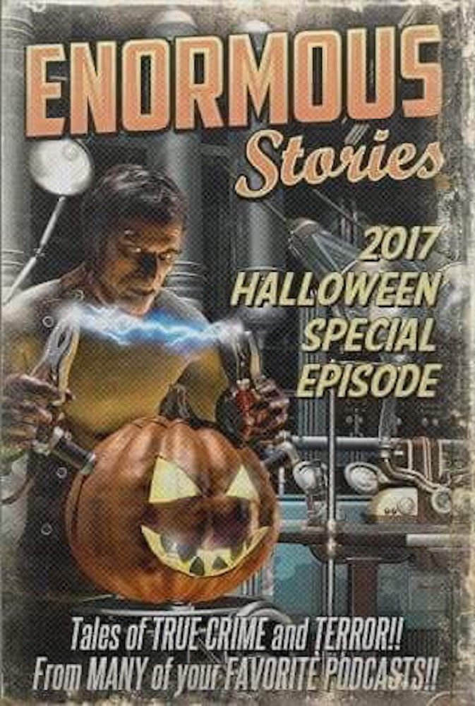 Lost episode: 27: Halloween Enormous Episode