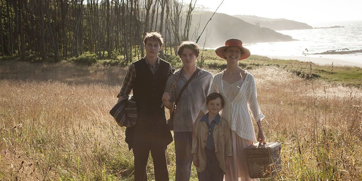 Movie Review: Marrowbone (2017)